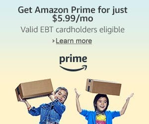 discounted amazon prime membership