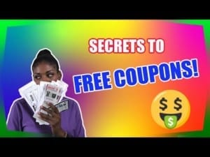 how to get grocery coupons and more free