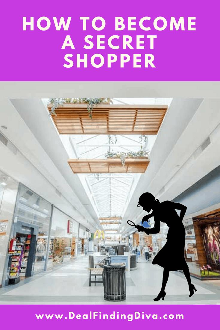 How to Become a Secret Shopper