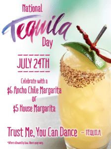 national tequila day mccormick and schmick