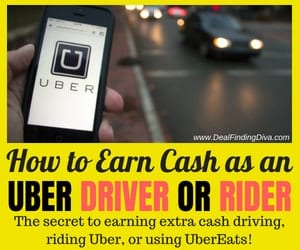 Earn cash as an Uber driver, rider, or using UberEats