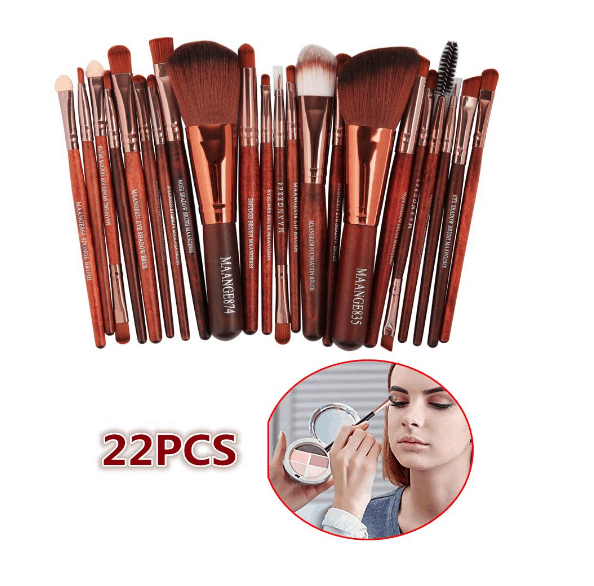 makeup brush set sale promo code