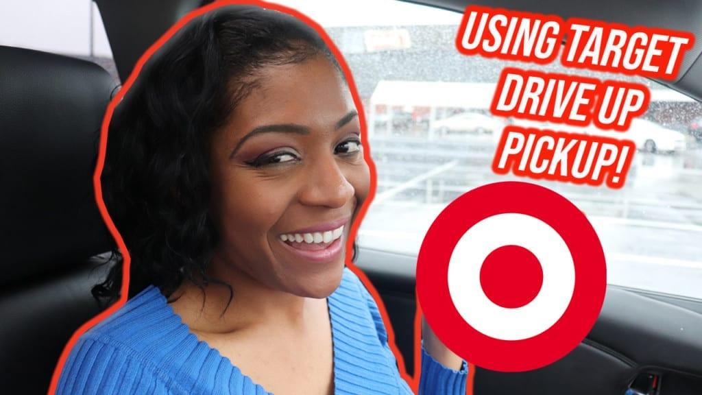 target drive up pickup