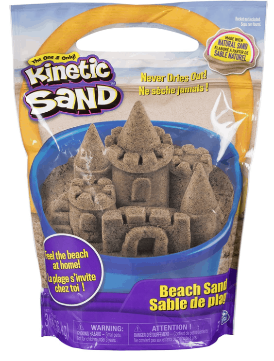 kinetic sand arts and crafts