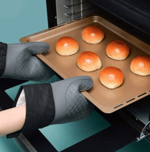 silicone oven mitts amazon