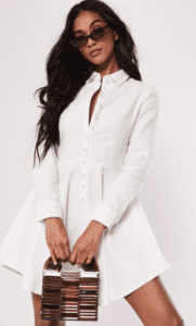 missguided promo code white dress