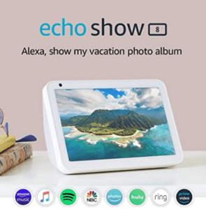 amazon echo show 8 sale
