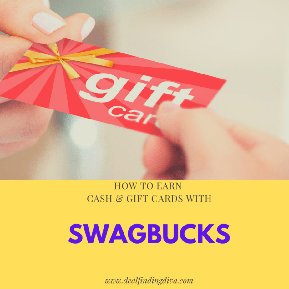 swagbucks review cash and gift cards