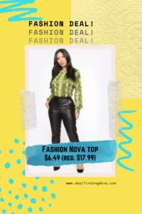 fashion nova promo code 30 off