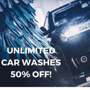 unlimited car wash membership