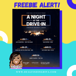 free movies at drive-ins michael b. jordan