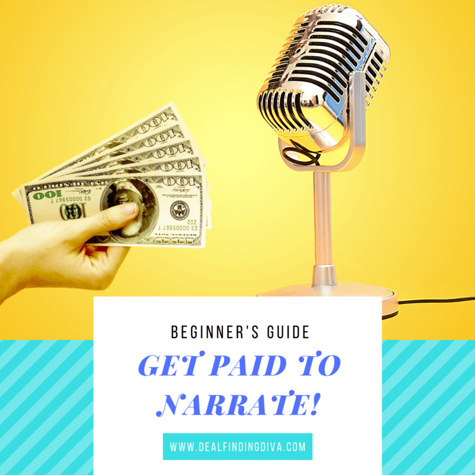 acx voice narrator jobs work from home