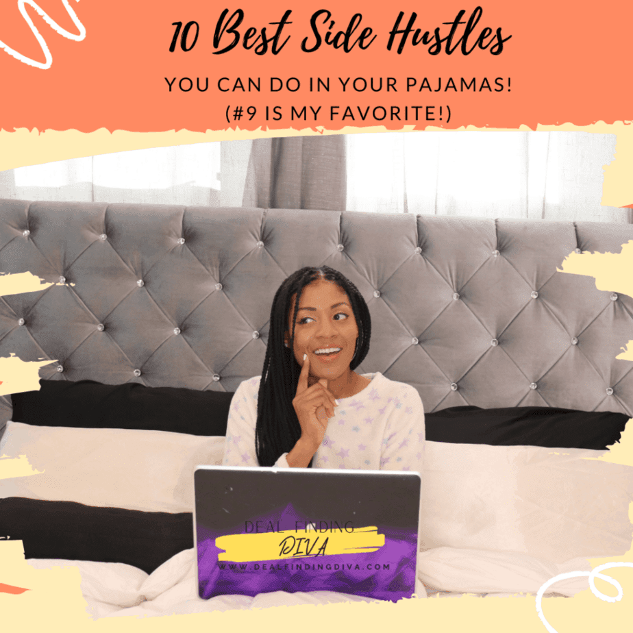 10 BEST SIDE HUSTLES YOU CAN DO IN YOUR PAJAMAS