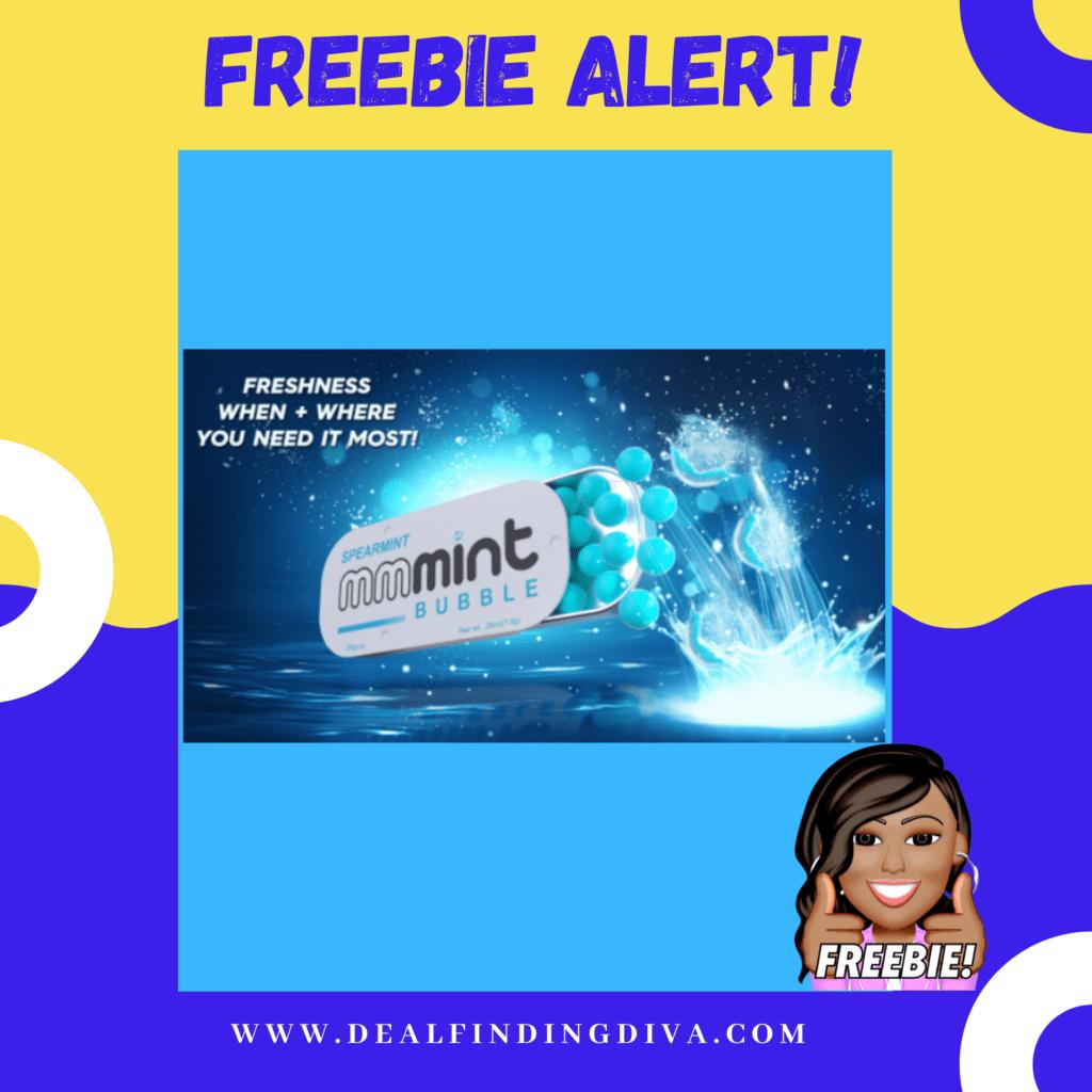 free mmmint bubble mint