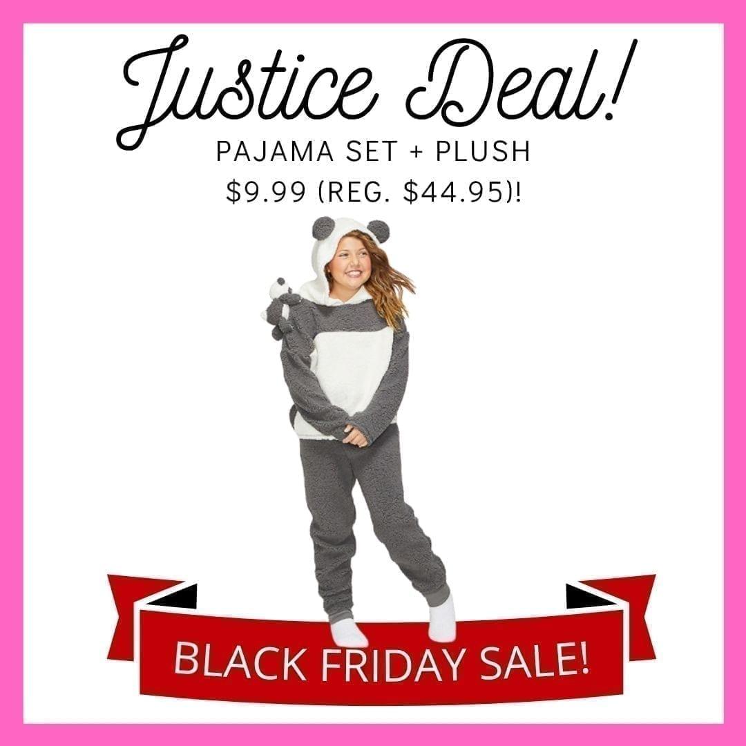 Justice Black Friday Sale 2020