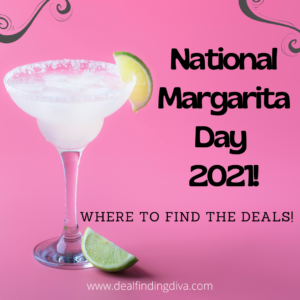 National Margarita Day 2021
