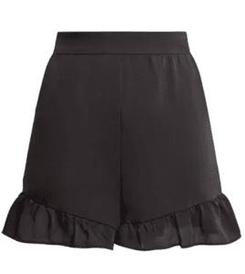 bcbg satin shorts sale macy's