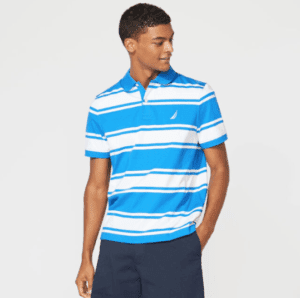 Nautica men's polo shirts