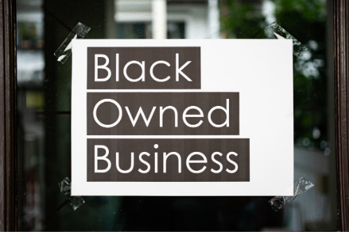 black owned business mlk day sale 2021