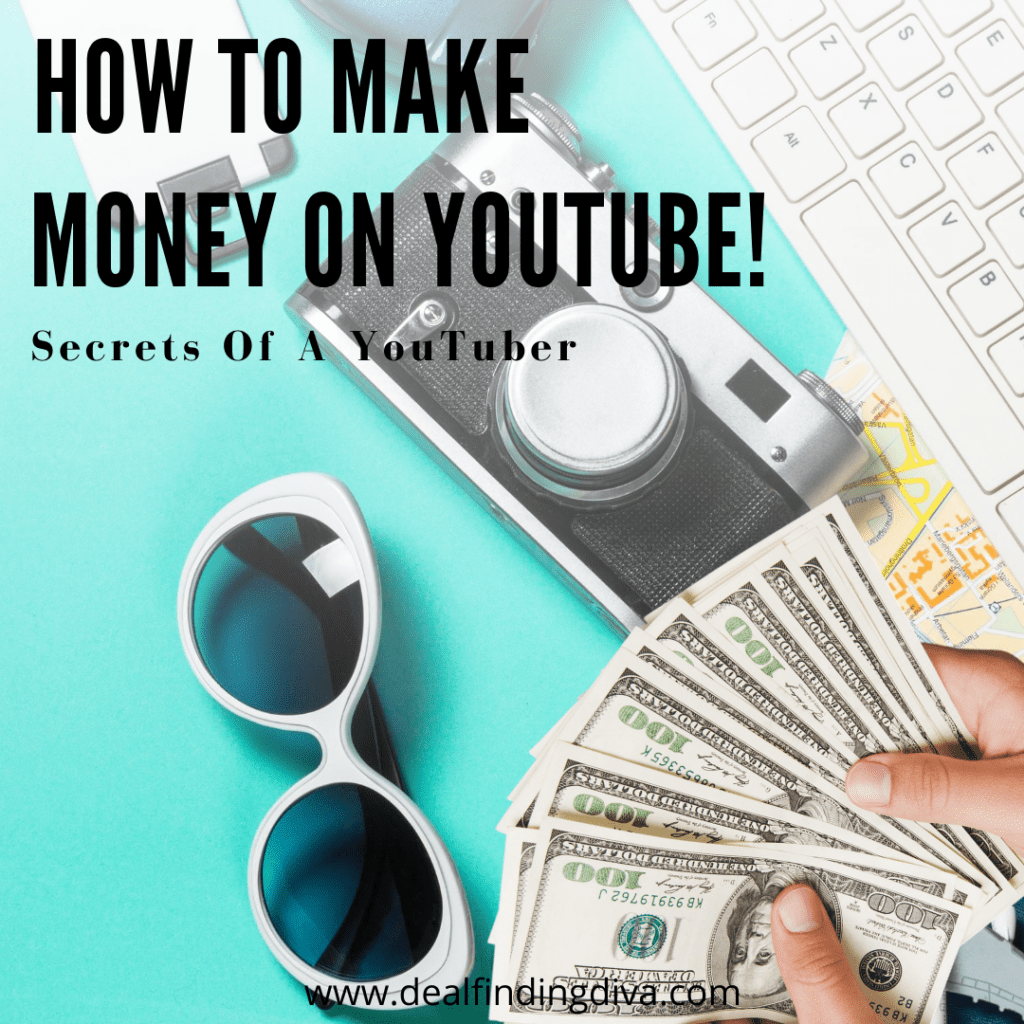 how to make money on youtube secrets of a youtuber