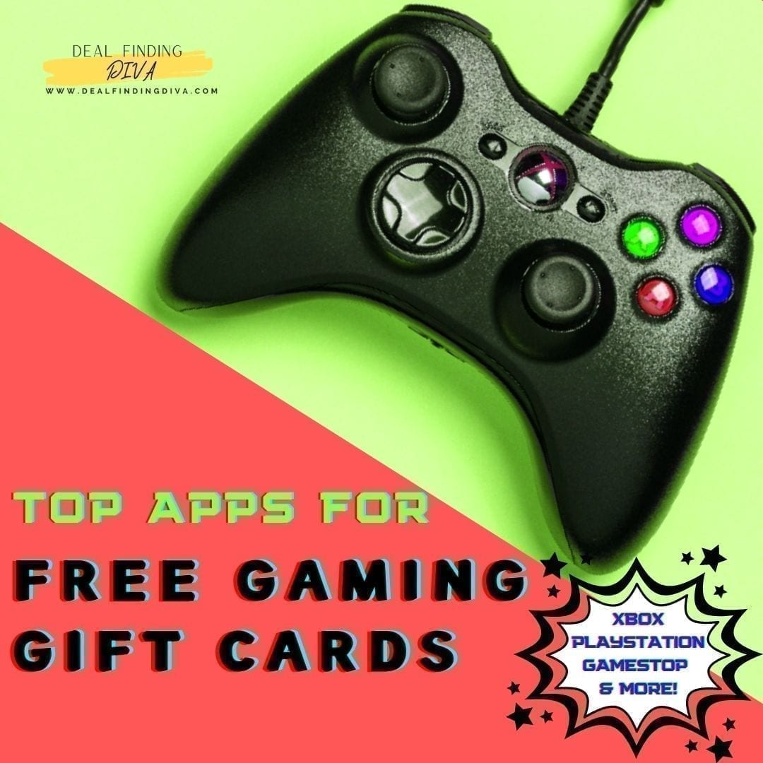 free gift cards gaming xbox playstation