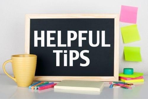 tips for doing Capterra reviews