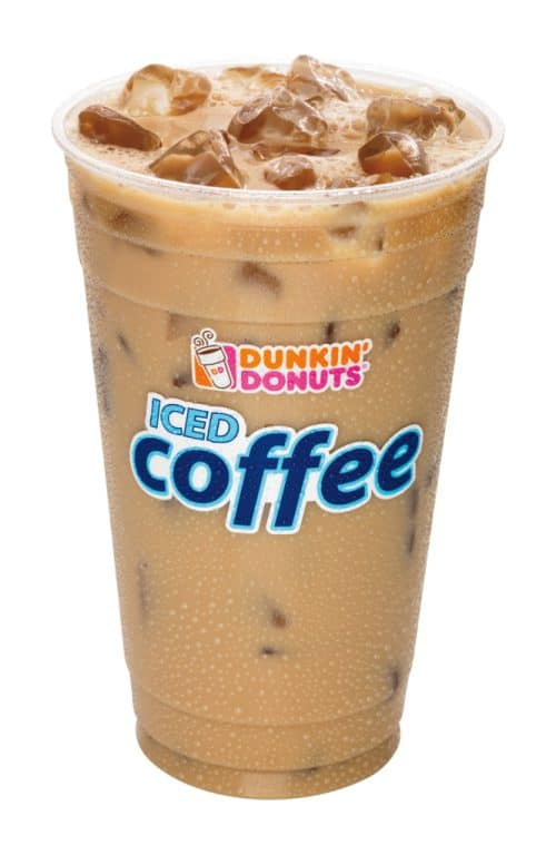 national coffee day 2020 at dunkin
