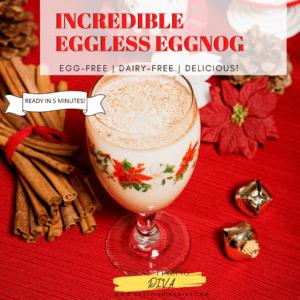 eggless eggnog dairy-free the best eggnog