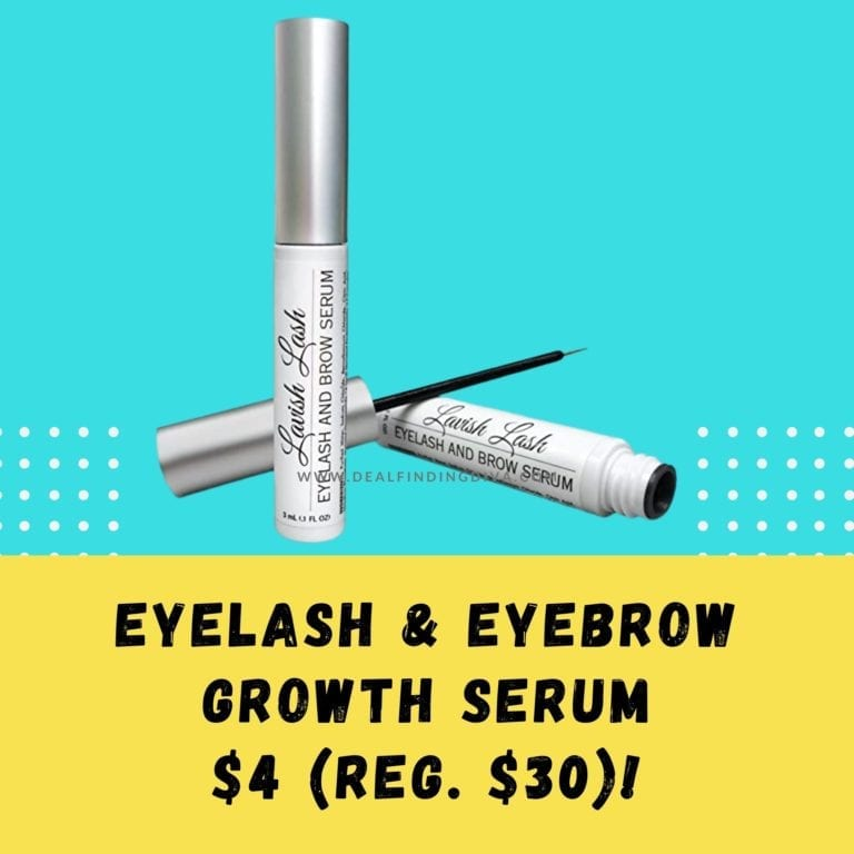 eyelash and eyebrow growth serum beauty