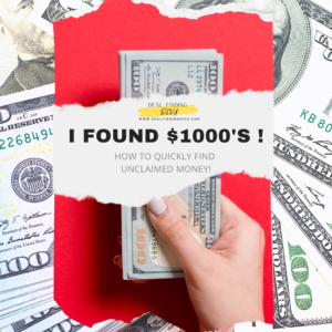 how to find unclaimed money and property us uk canada