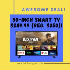 insignia 50-inch smart tv