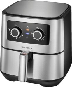 insignia stainless steel air fryer