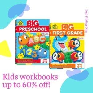 educational kids workbooks