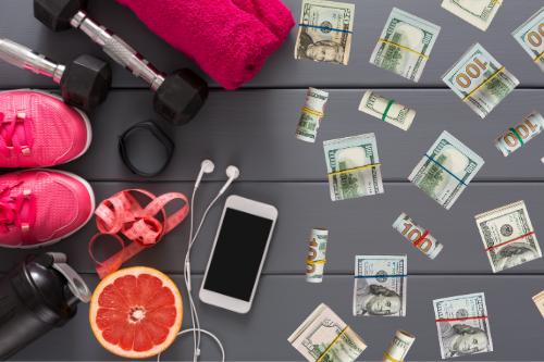 lose weight program make money side hustle