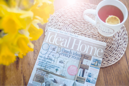 where to get coupons in magazines