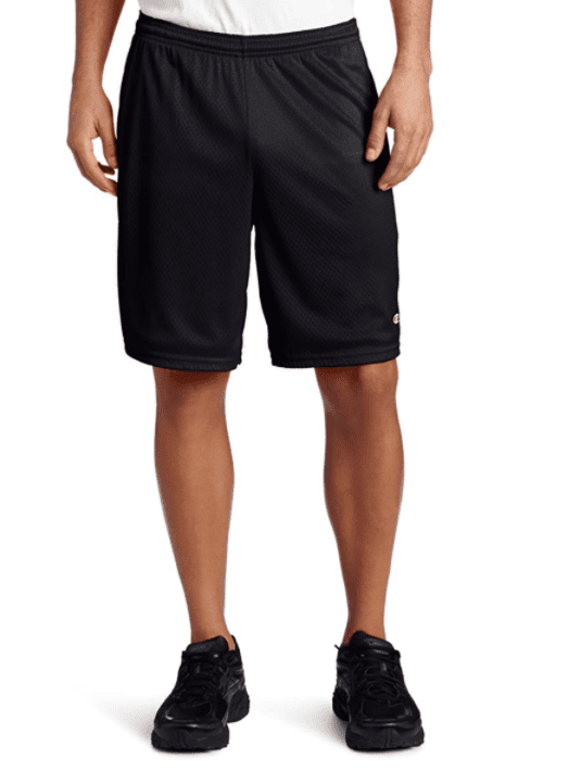 men's basketball shorts by champion