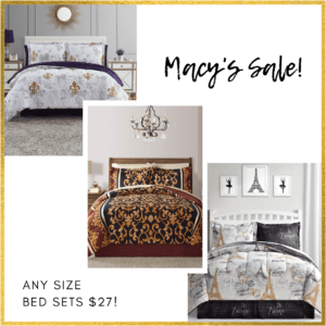 comforters sets king queen on sale Macy's