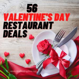 56 valentine's day 2021 restaurant deals