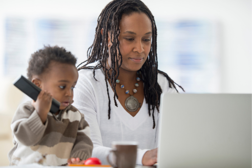 work from home jobs for moms side hustle ideas